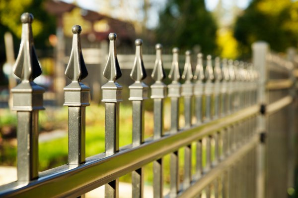aluminum fencing charleston